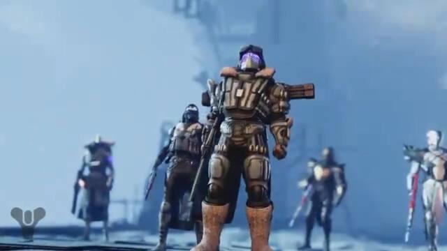 Destiny 2: Más allá de la luz incursión cripta de la piedra profunda
