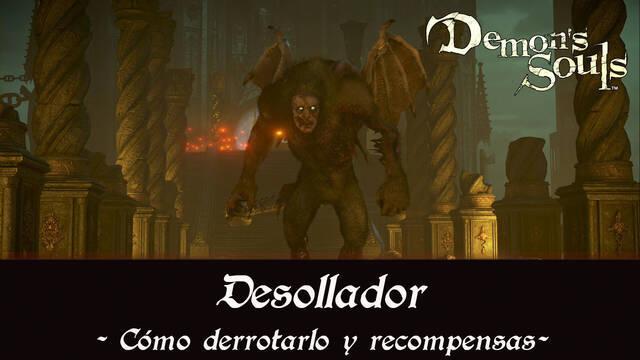 Desollador en Demon's Souls Remake - Cómo derrotarlo y estrategias