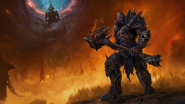 World of Warcraft: Shadowlands ya a la venta en PC
