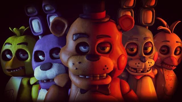 Five Nights at Freddy's película en primavera 2021