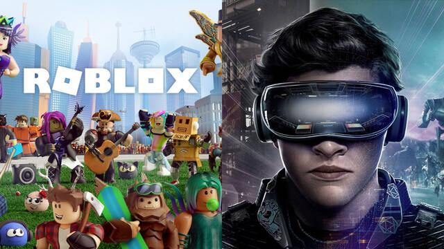 Roblox Ready Player Two caza del tesoro