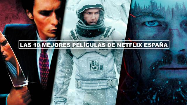 Las 10 MEJORES películas de Netflix España (ACTUALIZADO 2021) - Recomendación