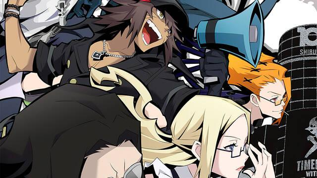 The World Ends with You: The Animation nuevo tráiler y fecha de estreno