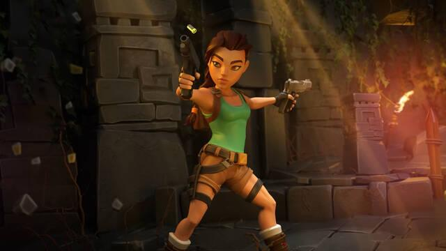 Tomb Raider Reloaded android ios