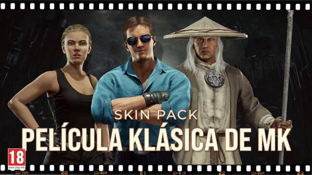 Mortal Kombat 11 DLC actores de la película