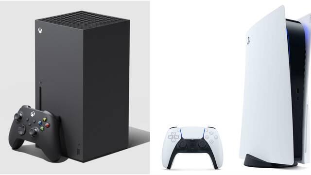 Ventas de PS5 y Xbox Series X de segunda mano