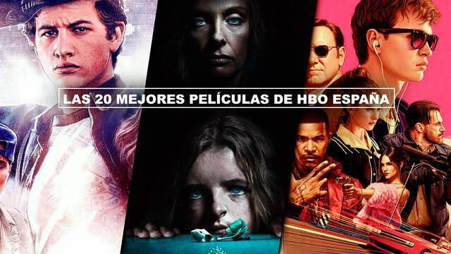 Las 20 MEJORES películas de HBO España - Recomendación (2021)