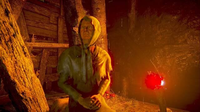 Mujer mugrienta en Demon's Souls Remake: quest, objetos, recompensas...
