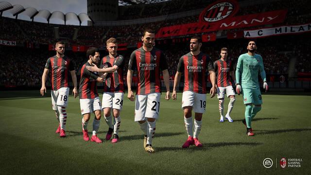 EA Sports carga contra Ibra por sus declaraciones de FIFA 21