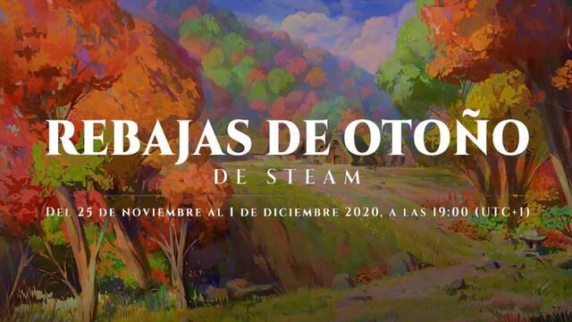 Rebajas de otoño en Steam.