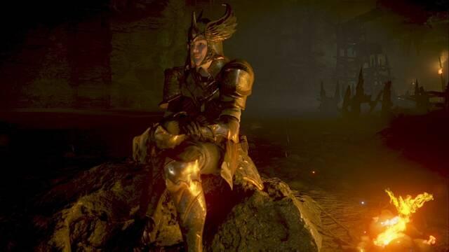 Selen en Demon's Souls Remake: quest, objetos, recompensas...