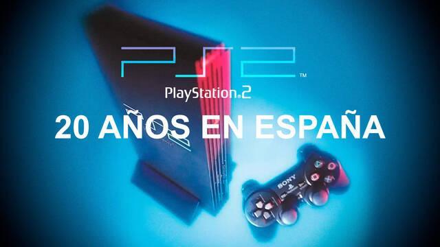 PS2 cumple 20 años en España