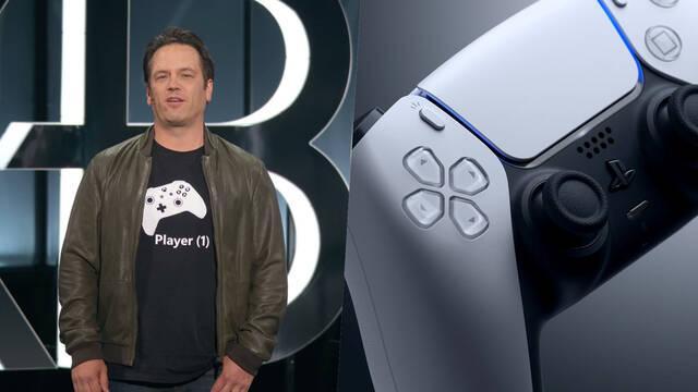 Jefe de Xbox alaba el mando de PS5