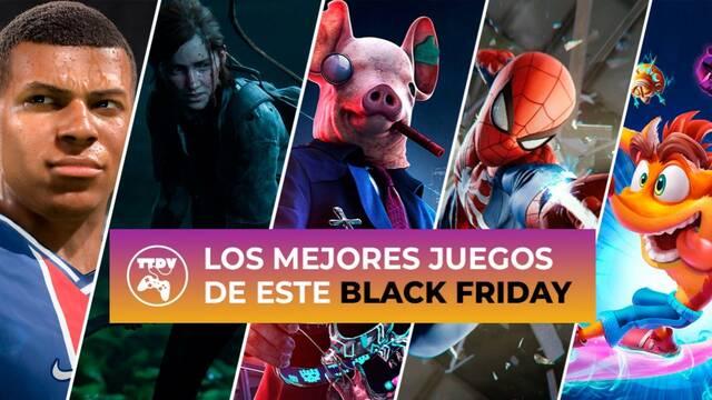Los mejores juegos del Black Friday de TTDV.