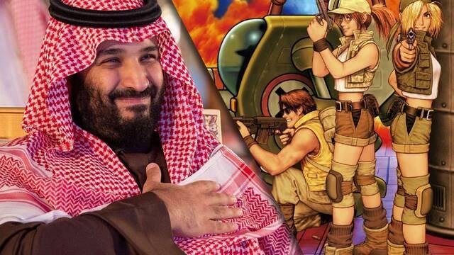 El principe heredero de Arabia Saudí compra el 33,3% de las acciones de SNK.