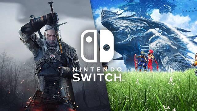 Ofertas de Black Friday en Nintendo Switch.