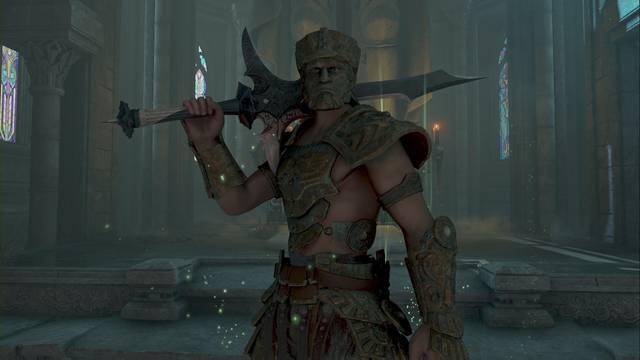 Viejo rey Doran en Demon's Souls Remake: quest, objetos, recompensas...