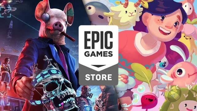 Ofertas de Black Friday en Epic Games Store.