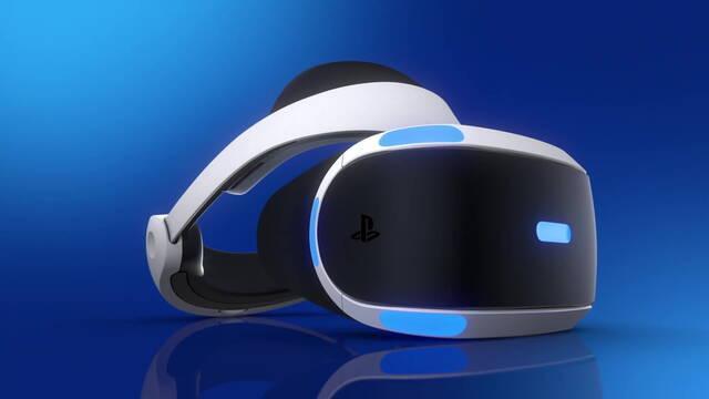PS VR 2 para PlayStation 5 en patentes
