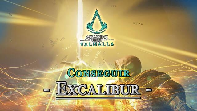 AC Valhalla: Cómo conseguir Excálibur, la espada del Rey Arturo