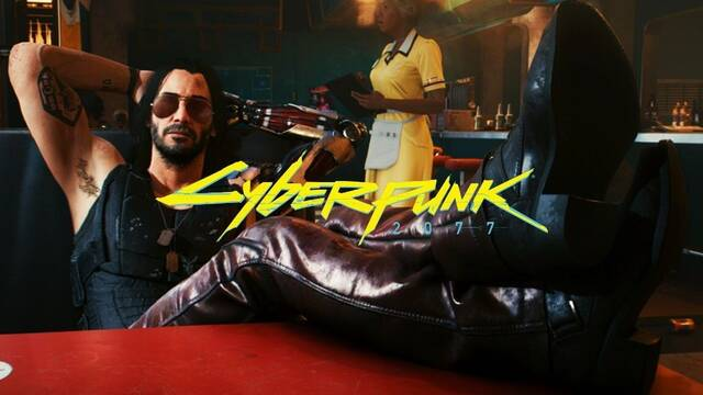 A Keanu Reeves le ha gustado mucho Cyberpunk 2077