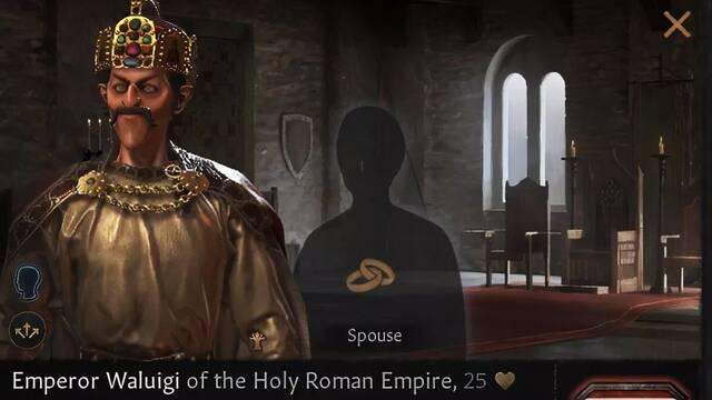 Crusader Kings 3 y sus divertidos dirigentes