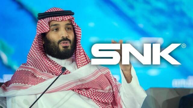 Desvelados los detalles de la adquisición de SNK por Arabia Saudí.