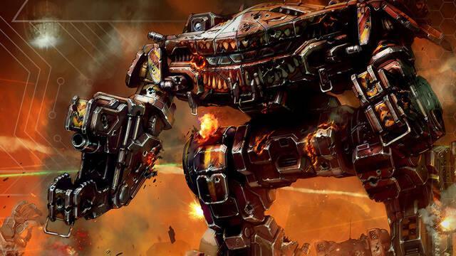 MechWarrior 5: Mercenaries saldrá en más plataformas en 2021.