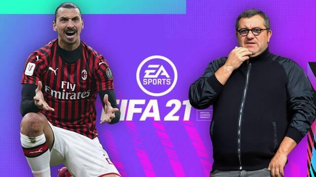Novedades en la guerra entre Ibrahimovic y FIFA 21.