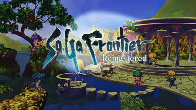 Saga Frontier Remastered tráiler fecha de lanzamiento