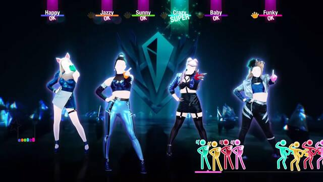 Just Dance 2021 K/DA League of Legends