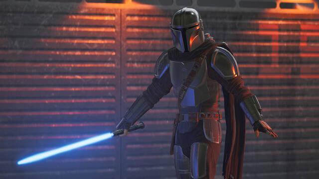 The Mandalorian Star Wars Jedi: Fallen Order mod