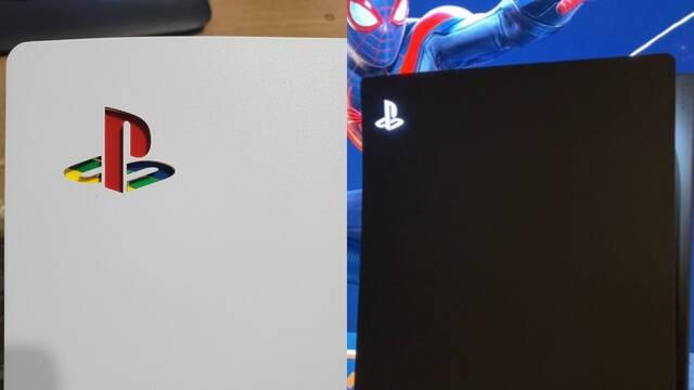 PS5 personalizadas.