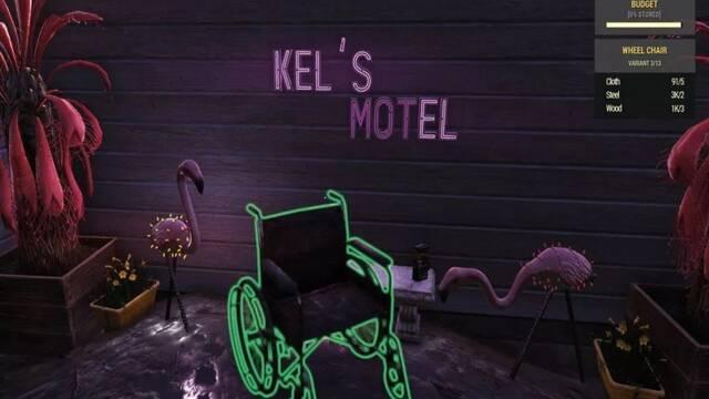 Fallout 76 introduce una silla de ruedas