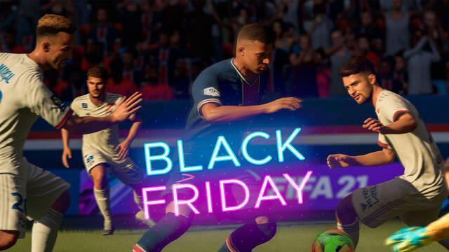 FIFA 21 el más vendido en Reino Unido durante el Black Friday