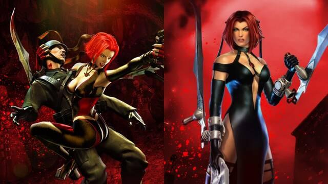 BloodRayne y BloodRayne 2 llegarán mejorados a PC el 20 de noviembre con resolución 4K y localización española.