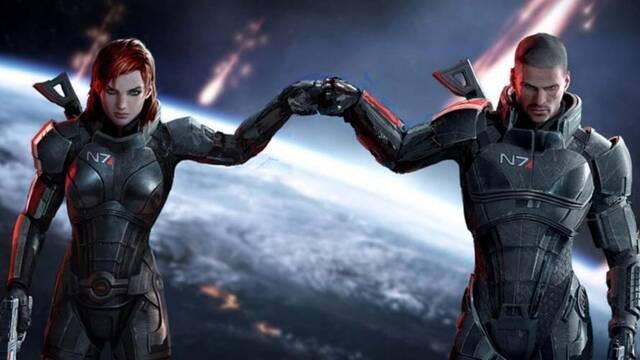 Reunión de los actores de voz de Mass Effect por el N7 Day 2020.