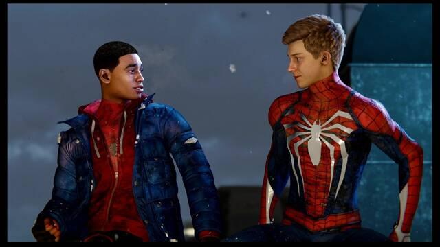 Regalo de despedida al 100% en Spider-Man: Miles Morales