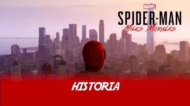 Historia principal y todos los capítulos de Spider-Man: Miles Morales