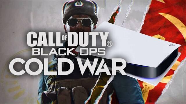 Rumor: CoD: Black Ops Cold War podría requerir 285 GB de almacenamiento en PS5.