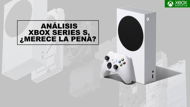Análisis Xbox Series S, ¿merece la pena?