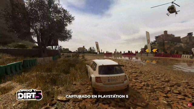 Dirt 5 PS5 gameplay