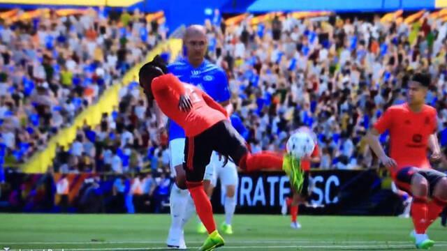 ¿El mejor golazo en FIFA 21?