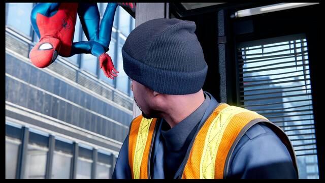 Trenes de Harlem fuera de servicio al 100% en Spider-Man: Miles Morales