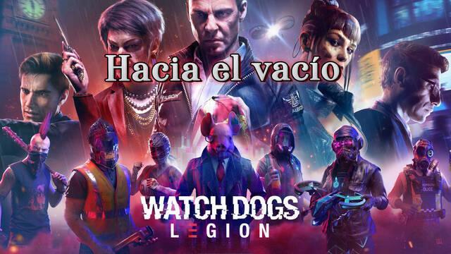 Hacia el vacío al 100% en Watch Dogs Legión
