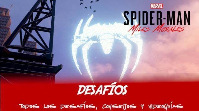TODOS los desafíos de Spider-Man: Miles Morales y cómo completarlos