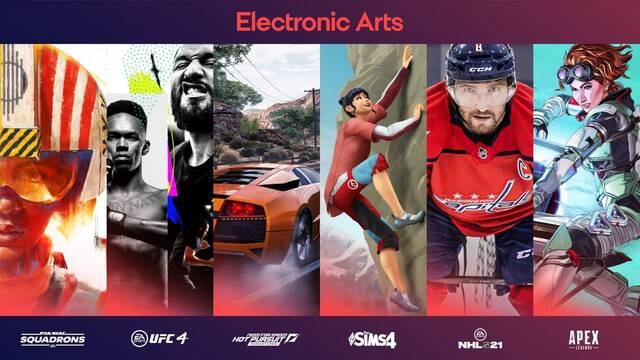 Los juegos de Electronic Arts se verán mejorados en la next-gen.