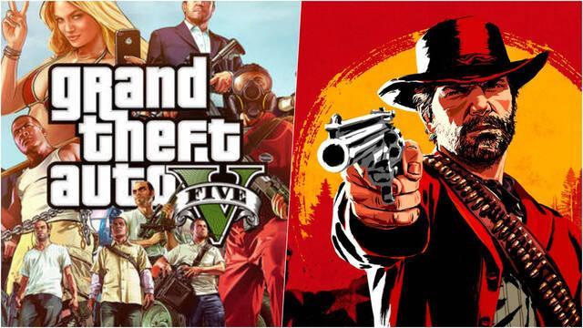 GTA Red Dead Take Two Ventas