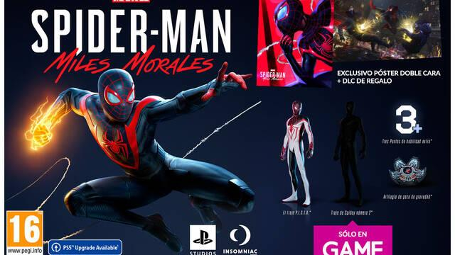 Spider-Man: Miles Morales en GAME