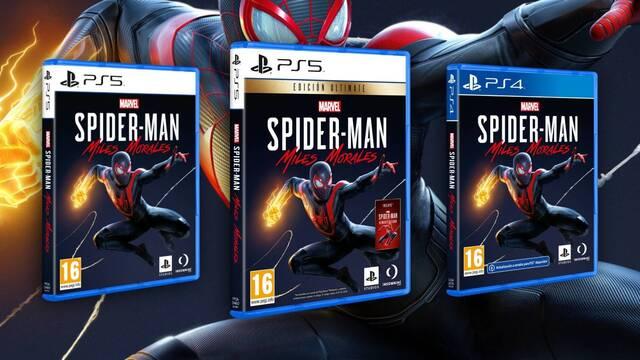 Guía de compra de Marvel's Spider-Man: Miles Morales.